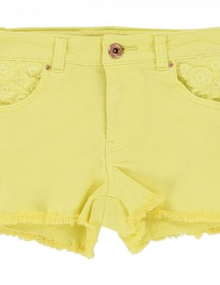 BILLIEBLUSH Short - Geel
