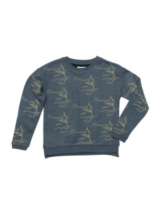 BRIAN AND NEPHEW Sweater - Blauw
