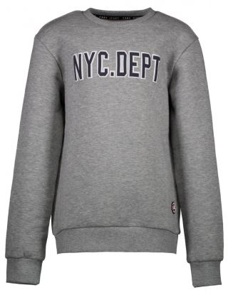 CARS KIDS FASTCALL SWEATER grey melee - Grijs
