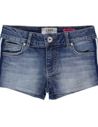 CARS Short Strippa - Blauw