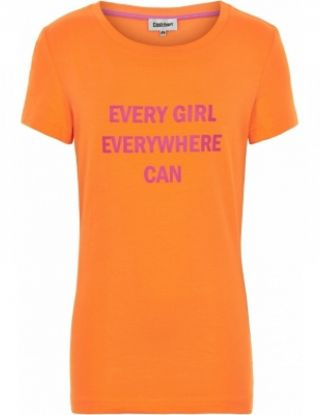 COSTBART T-shirt - Oranje