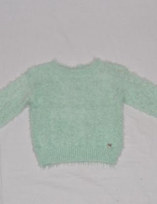 FUN & FUN Sweater - Groen