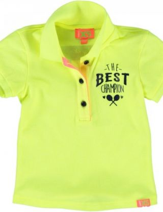 FUNKY XS Polo - Geel