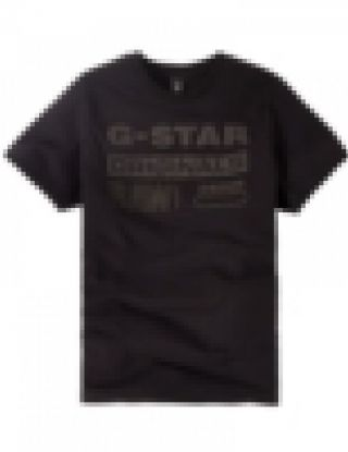 G-STAR T-shirt - Zwart
