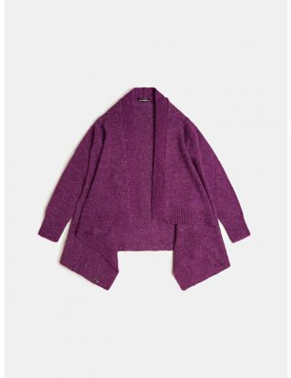 GUESS Cardigan - Paars