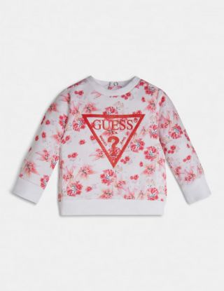 GUESS Sweater - Roze