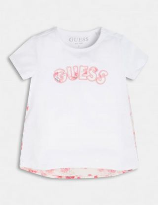 GUESS T-shirt - Wit