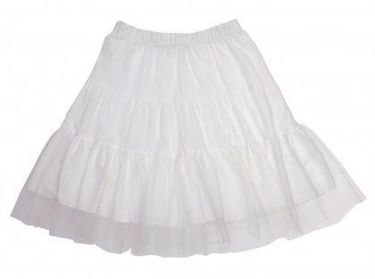 GYMP Rok tulle - Wit