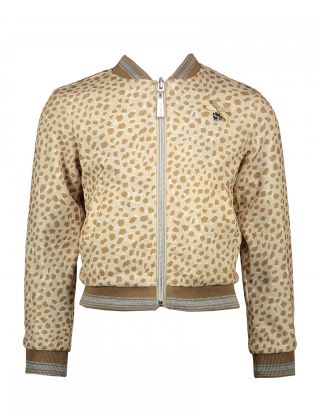 LE CHIC Bomber - Beige