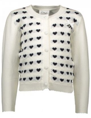 LE CHIC Cardigan - Wit