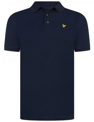 LYLE & SCOTT Polo - Blauw