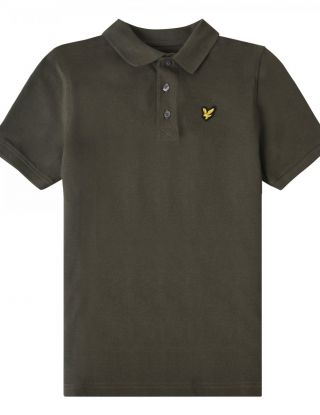 LYLE & SCOTT Polo - Bordeaux