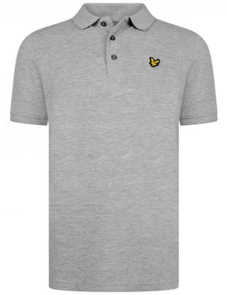 LYLE & SCOTT Polo - Grijs
