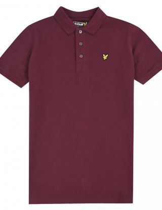 LYLE & SCOTT Polo - Khaki