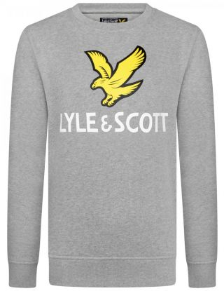 LYLE & SCOTT Sweater - Grijs