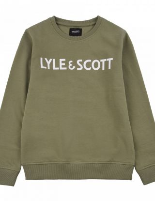 LYLE & SCOTT Sweater - Groen