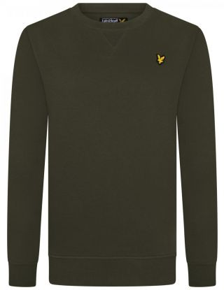 LYLE & SCOTT Sweater - Khaki