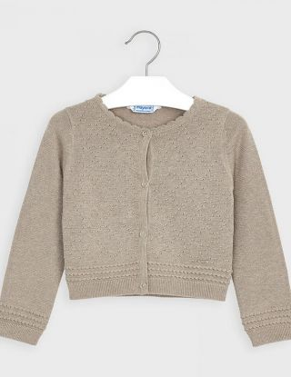 MAYORAL Cardigan - Beige