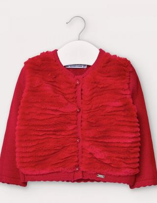 MAYORAL Cardigan - Rood