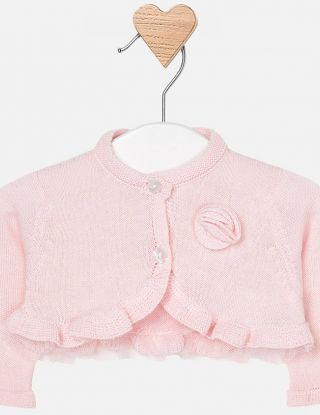 MAYORAL Cardigan - Roze