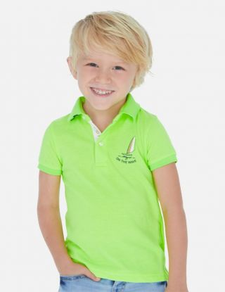 MAYORAL Polo - Groen