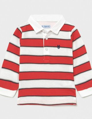 MAYORAL Polo - Rood