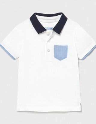 MAYORAL Polo - Wit