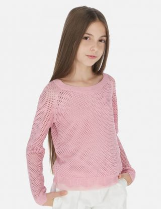 MAYORAL Pull - Roze