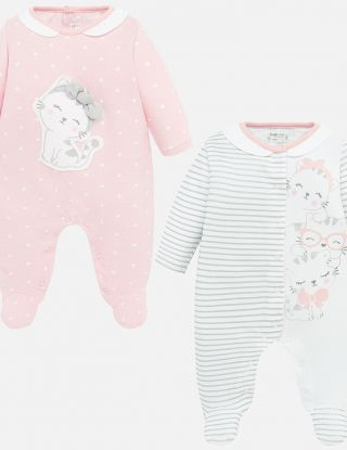 MAYORAL Set pyjama - Roze