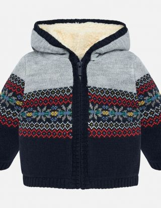 MAYORAL Sweater tricot jas