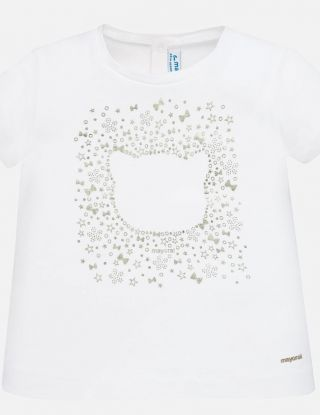 MAYORAL T-shirt - Wit