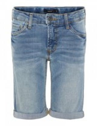 NAME IT Bermuda jeans - Blauw