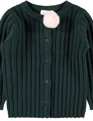 NAME IT Cardigan - Groen