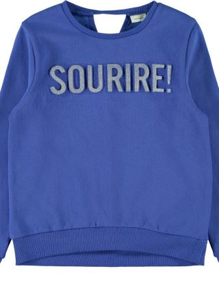 NAME IT Sweater - Blauw