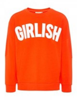 NAME IT Sweater Girlish - Oranje
