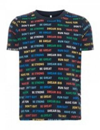 NAME IT T-shirt - Blauw
