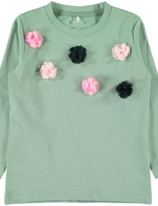 NAME IT T-shirt - Groen