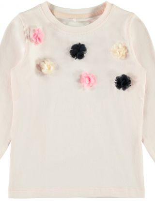 NAME IT T-shirt - Roze