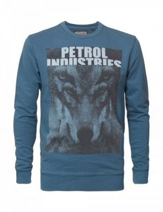 PETROL Sweater - Groen