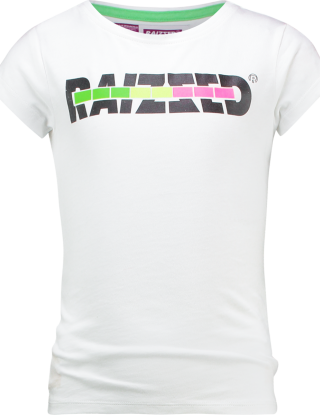 RAIZZED T-shirt - Wit