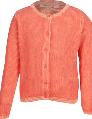 SOMEONE Cardigan - Oranje