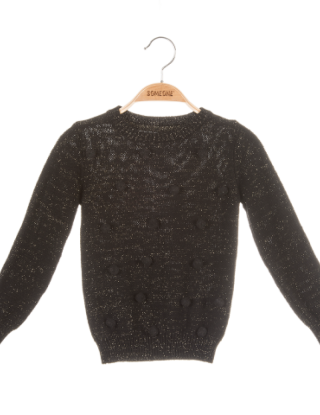 SOMEONE Sweater - Zwart