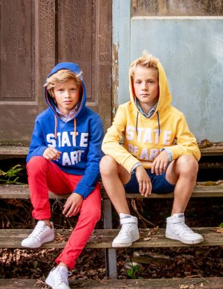 STATE OF ART Cardigan - Blauw