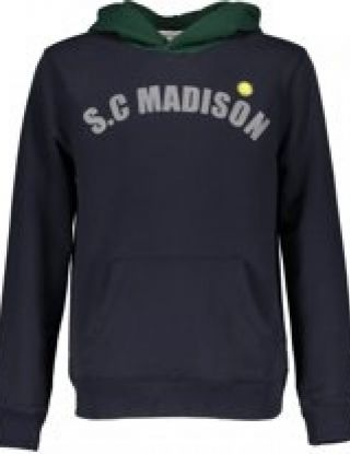 STREET CALLED MADISON Sweater - Navy