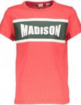STREET CALLED MADISON T-shirt - Rood
