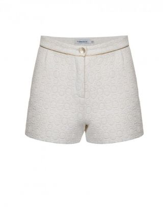 TERRE BLUE Short - Goud
