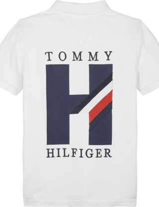 TOMMY HILFIGER Polo - Wit
