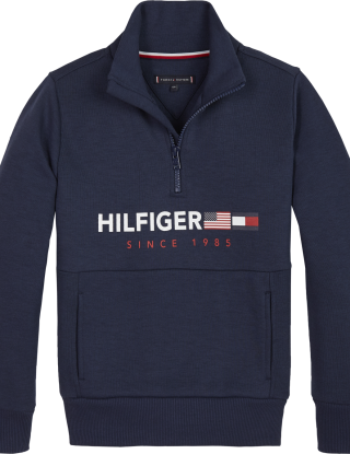 TOMMY HILFIGER Sweater - Blauw