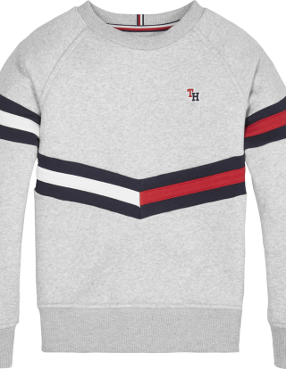 TOMMY HILFIGER Sweater - Grijs