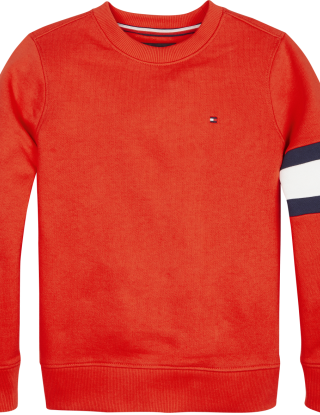TOMMY HILFIGER Sweater - Rood